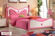 Tempat Tidur Anak Perempuan Cantik Model Terbaru