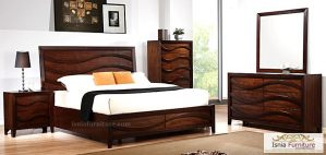 Kamar Set Jati Modern King California