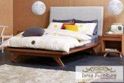 Tempat Tidur Minimalis Jakarta Kayu Jati