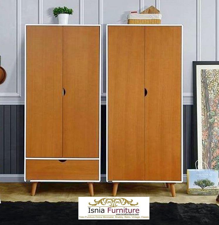 lemari minimalis modern