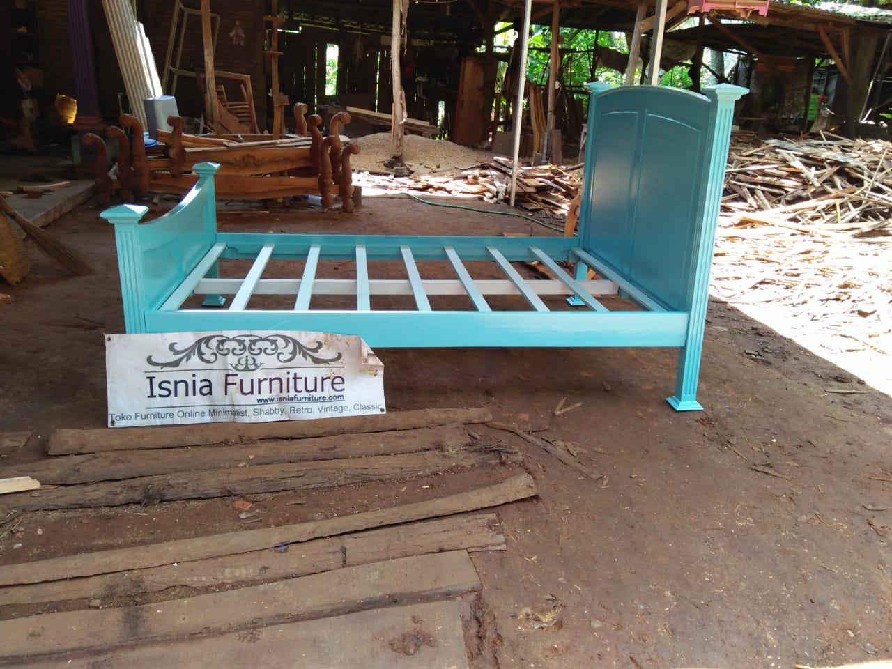 Tempat Tidur Minimalis Bandung Bapak Rifan