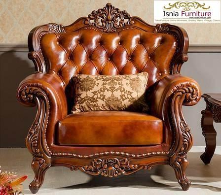 Kursi Sofa Medan Model Mewah