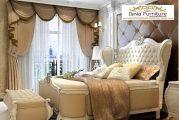 Tempat Tidur Pengantin Mewah Type Klasik