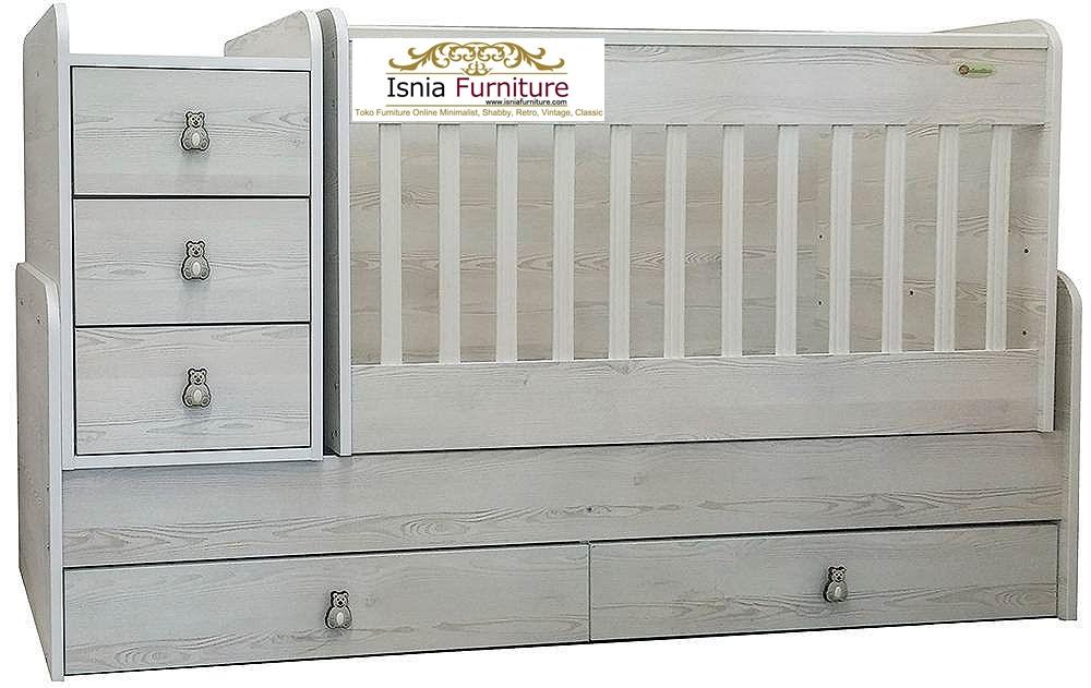 Box Bayi Dengan Laci Jati Terlaris