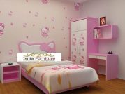 Set kamar Anak Hello Kitty di Semarang
