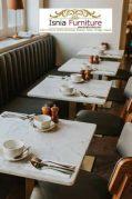 Meja Restoran Marmer Jakarta Terbaru