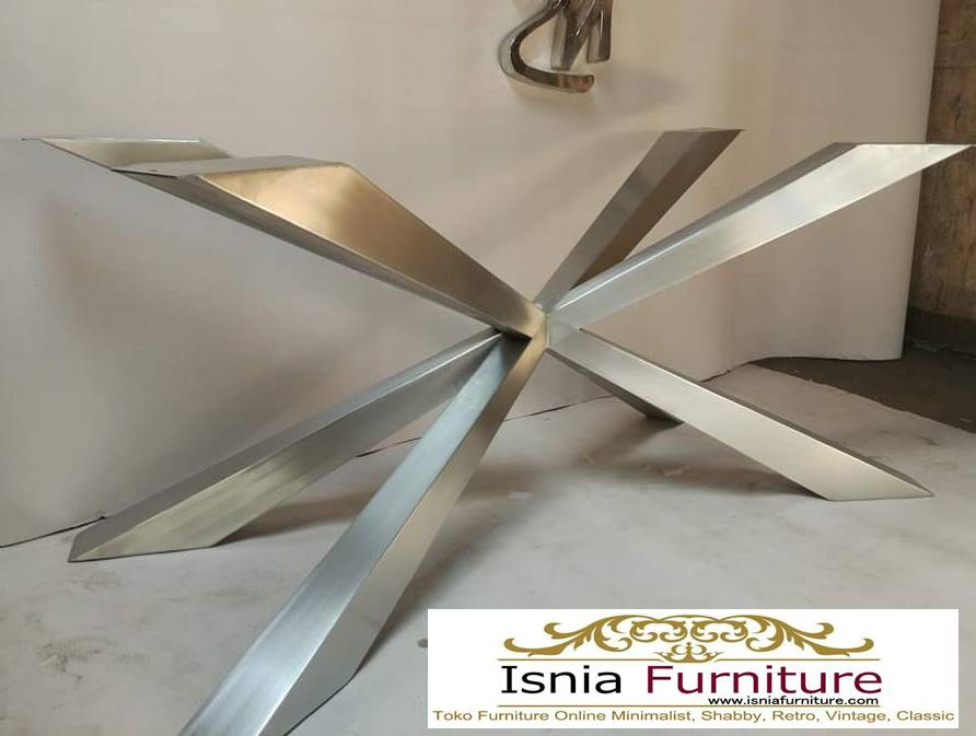 Jasa Pembuatan Custom Kaki Meja Stainless Steel Paling Terlaris