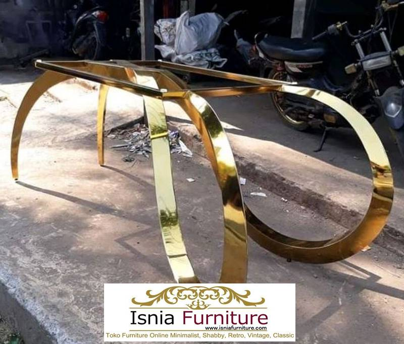 Jual Kaki Meja Stainless Surabaya Minimalis Modern Terbaru