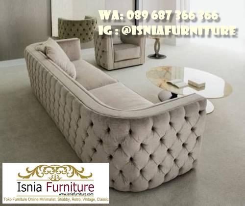 Sofa Elegan Minimalis Unik Harga Terjangkau