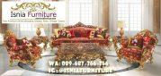Sofa Mewah Ruang Keluarga Terbaru Paling Tervaforit