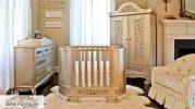 Kamar Set Bayi Mewah Ukir Nursery