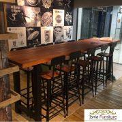 Set Meja Kursi Cafe Model Bar Paling Laris