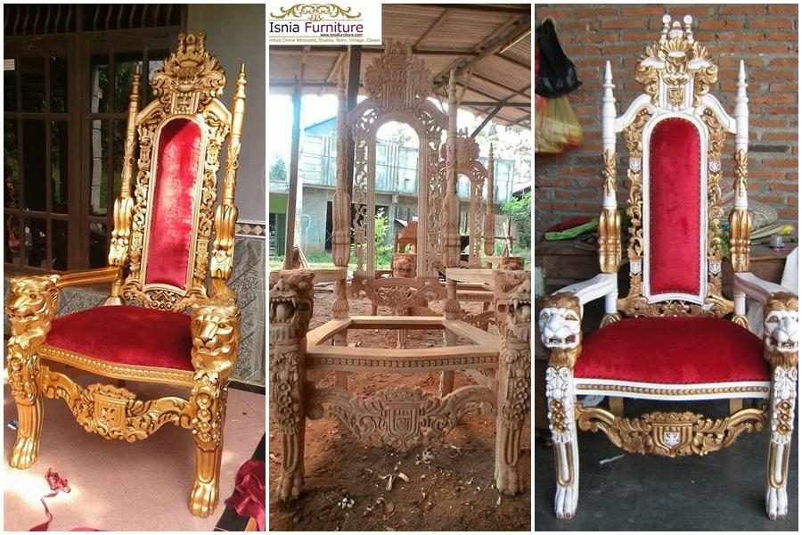 Kumpulan Kursi Raja Jakarta Perabotan Impian Nusantara