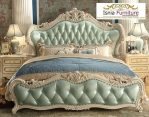 Tempat Tidur Mewah Suite Klasik