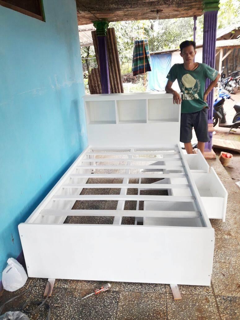 Tempat Tidur Anak Jakarta Model Laci