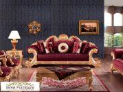 Set Sofa Kursi Tamu Jackson Ukiran Mewah Harga Murah