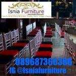 Jual Kursi Cafe Tiffany di Semarang Harga Murah
