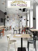Kursi Cafe Desain Unik Minimalis