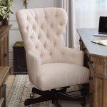 kursi kerja kayu