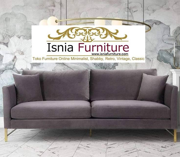 Jual Kursi Sofa Kaki Stainless Steel Mewah Model Terbaru